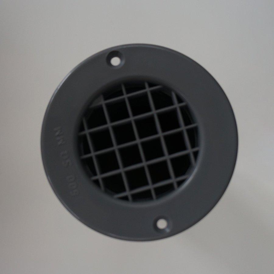 motorhome x 4 75mm Grey Gas//LPG drop vent floor vent camper van caravan