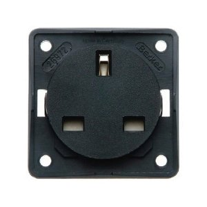 Berker-13-amp-socket