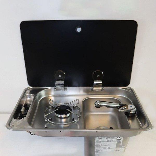 CAN-FL1323-One-Burner-HobRound-Sink-Combination