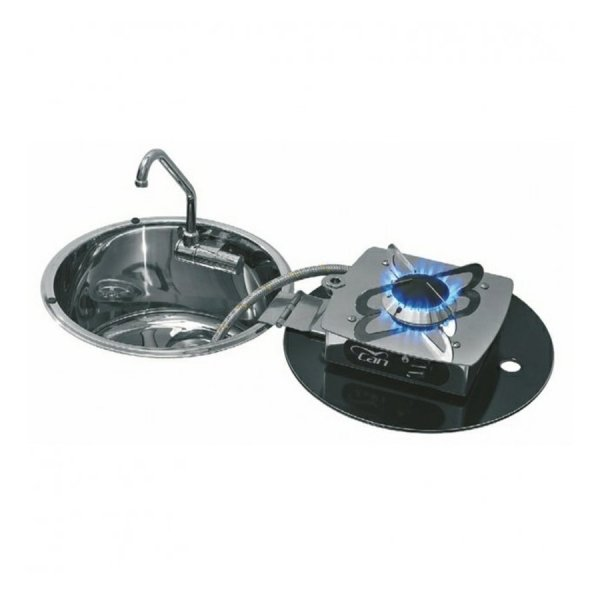 Can-foldy-round-LC1701-combination-sink-burner