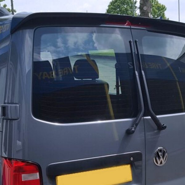 Primed-VW-T5-Sportline-spoiler-twin-rear-door