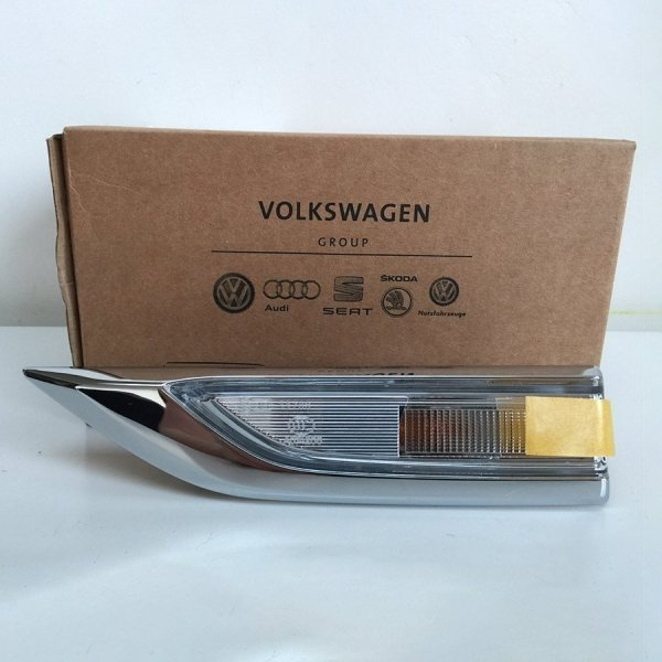 Sportline-Genuine-vw-t6-chrome-side-indicator