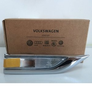 Sportline-Genuine-vw-t6-chrome-side-repeater-indicator