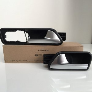 VW-Caddy-brushed-chrome-handle-pair
