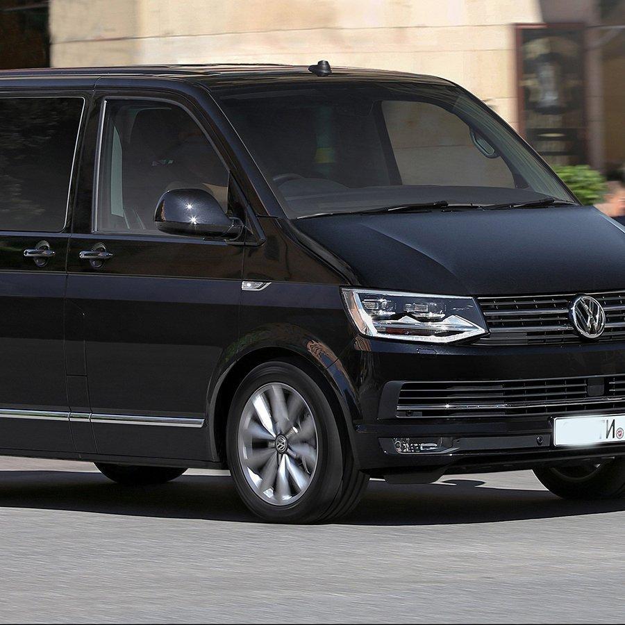 vw t6 n s caravelle lower chrome strip chilli jam vans. Black Bedroom Furniture Sets. Home Design Ideas