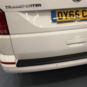 VW-t6-bumper-protector-black-for-tailgate-van