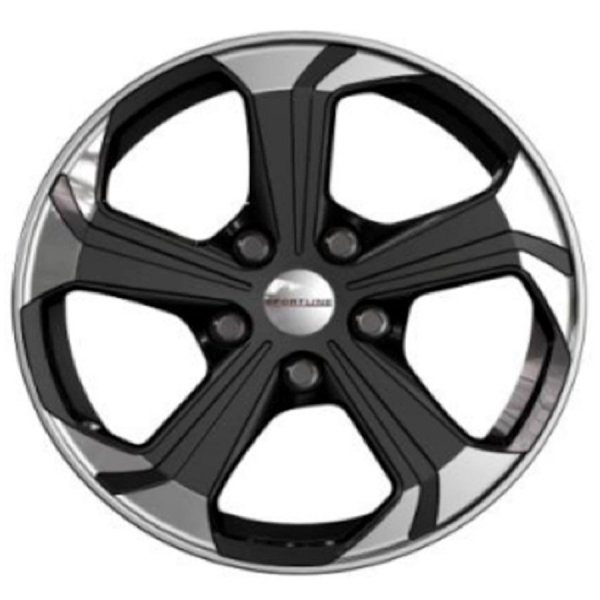 18-Sportline-Semi-Glossed-Black