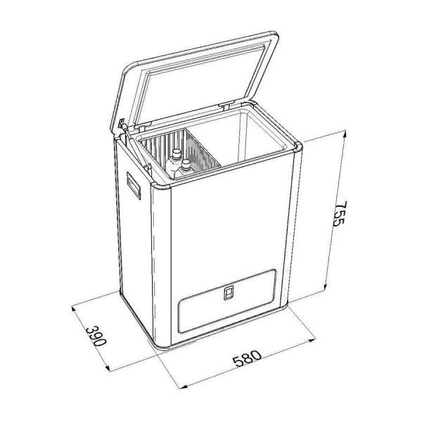 fridge-pod