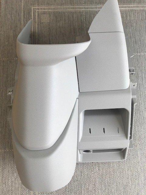 vw t6 centre console