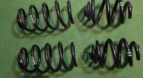 vw t6 kombi springs