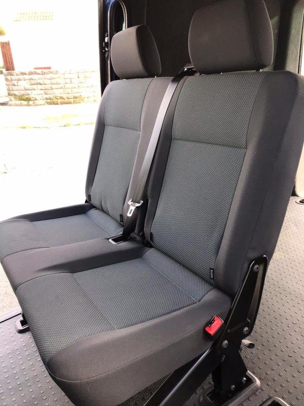 vw t6 kombi rear seats for sale