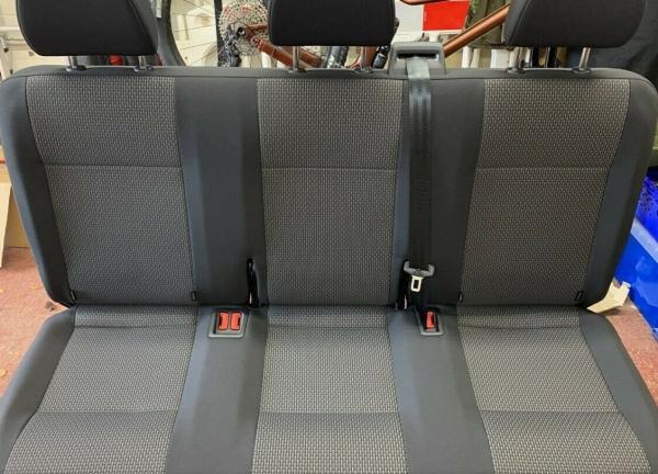 vw t6.1 triple seat brick